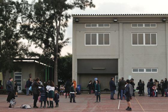 El centro concertado Colegio Izquierdo de Castellón.