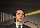 Aznar reivindica la paternidad del modelo español de renovables