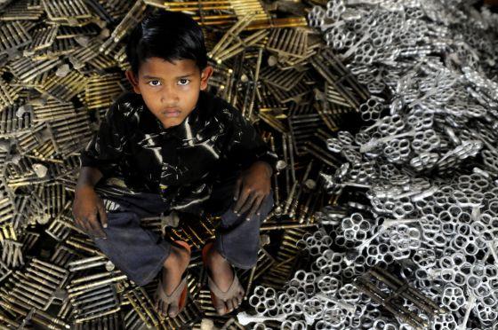 FOTOGALERÍA: Infancia robada
