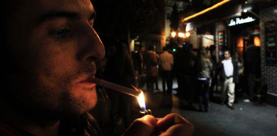 Los ejercicios para a dejar fumar