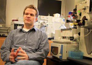 El biólogo Bryan Ballif, de la Universidad de Vermont.