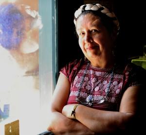 La abogada Martha Figueroa.