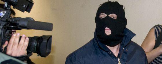 Alejandro Martínez Singul fue detenido en 2008; reincidió un año después de salir de la cárcel.