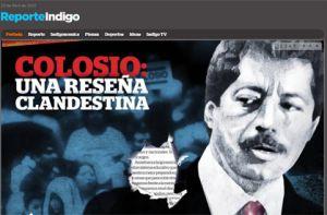El diario 'Reporte Índigo' inicia una nueva aventura