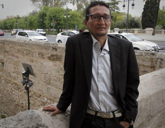 Chaouki Smaali no podrá acceder al tratamiento contra el VIH.  Jordi Vicent