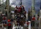 Vida al límite bajo el fondo del Océano Pacífico