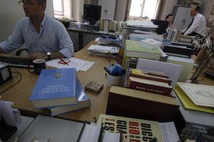 El 'Diccionario Biográfico' tiene un año de vida.