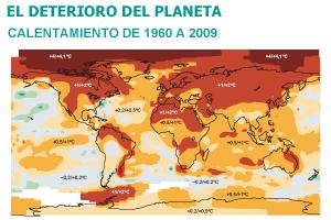 """La ONU alerta de cambios """"sin precedentes"""" en la Tierra"""