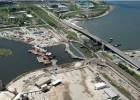 Nueva Orleans se blinda con un dique de 215 kilómetros