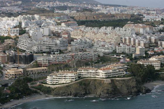Viviendas en Benalmádena, Málaga.
