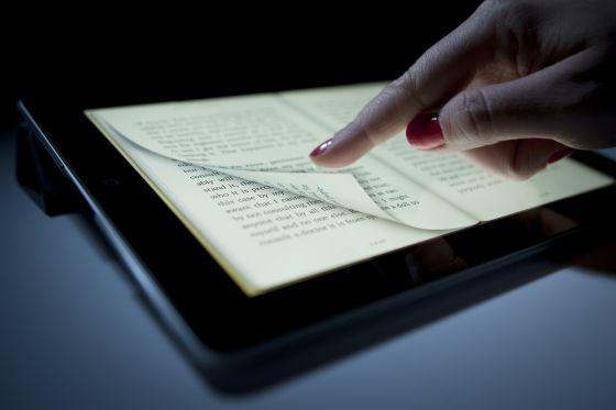 En el libro digital se avanza solo en el tiempo, nunca en el espacio exteriorizado.