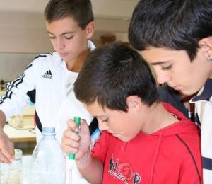 Los jóvenes investigadores