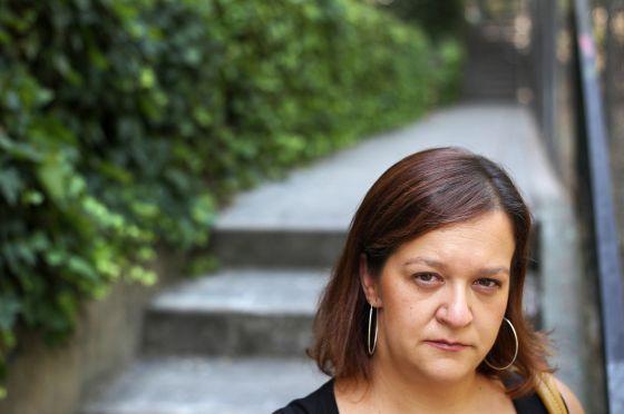 Gloria Muñoz querría tener otro hijo, pero el temor vence a la ilusión.  Gorka Lejarcegi