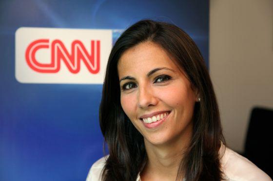 La periodista Ana Pastor