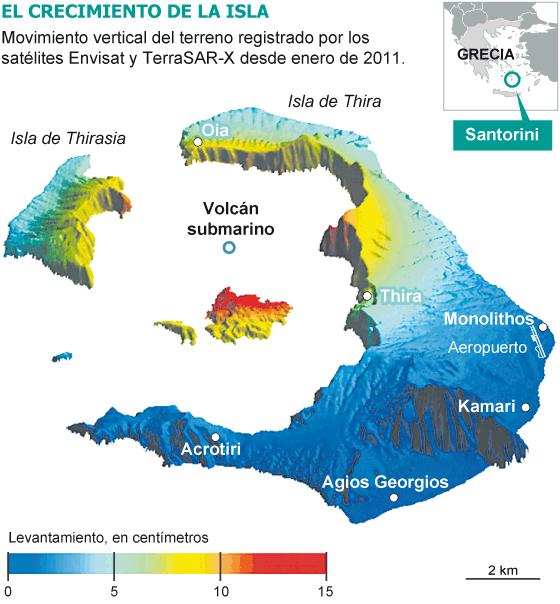 Un globo gigante de magma crece debajo del volcán Santorini 1347390163_613206_1347392468_sumario_normal