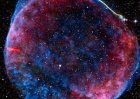 La supernova de 1006 se debió a la fusión de dos estrellas enanas