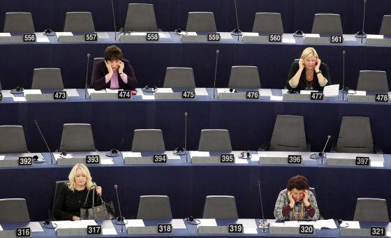 El Parlamento Europeo estudia desde hace años cómo aumentar la presencia de mujeres en los puestos directivos.