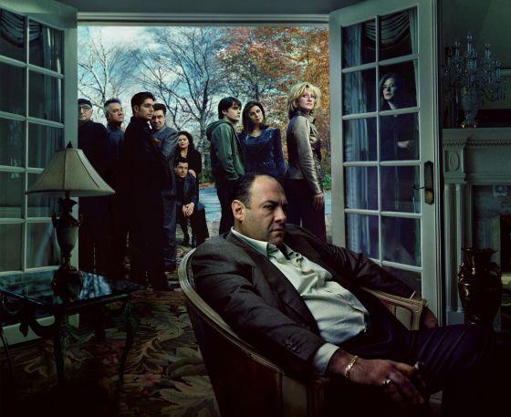 Algunos capítulos de 'Los Soprano' están al nivel de las mejores películas.