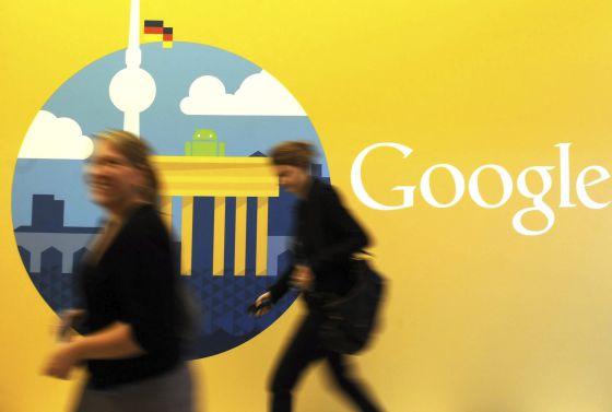 La sede de Google en Berlín.