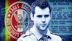 Zach Wahls, miembro de los Scouts, lucha en Change.org contra las leyes antigais dentro de la organización juvenil.