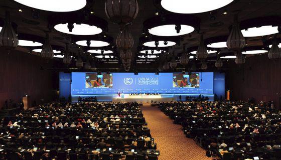 Ceremonia de apertura de la Cumbre sobre Cambio Climático