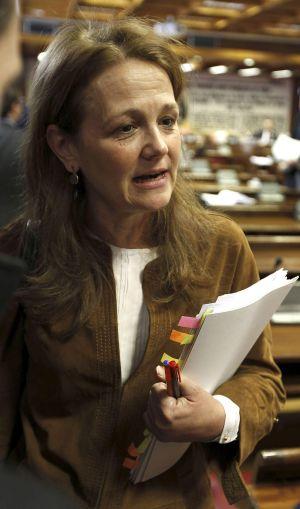 La secretaria de Estado de Educación, Montserrat Gomendio.