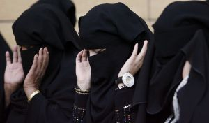 La legislación saudí considera a la mujer menor de edad.