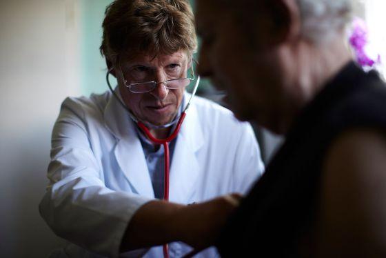 En Alemania el copago tiene un límite en función de la renta y el tipo de enfermedad.