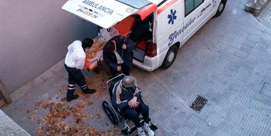 El transporte sanitario no urgente era hasta ahora gratuito.