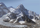 El Everest, visto a lo grande