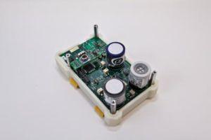 El sensor de contaminación CitiSense, por dentro.