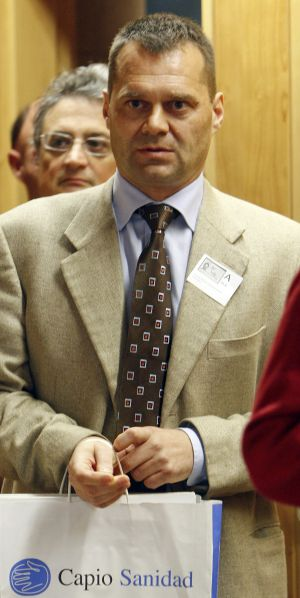 Víctor Madera, presidente de Capio Sanidad.