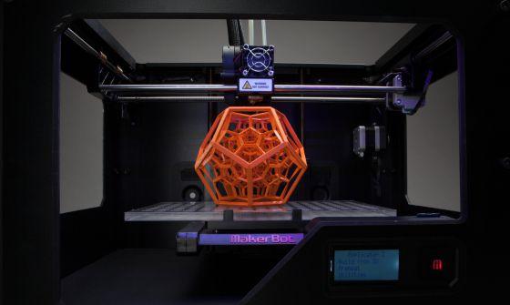 Las impresoras 3D llevan la fábrica a casa