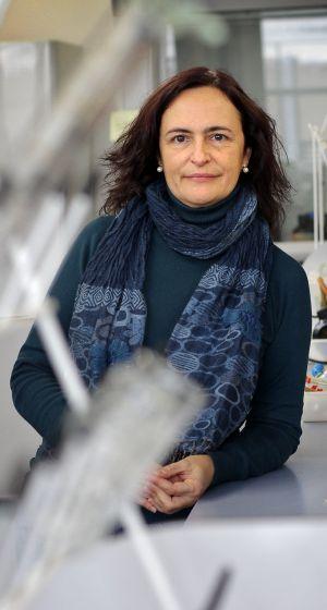La catedrática de la Politécnica de Valencia María Dolores Raigón.