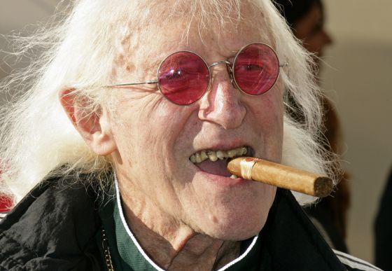 Jimmy Savile, en una imagen de 2011.