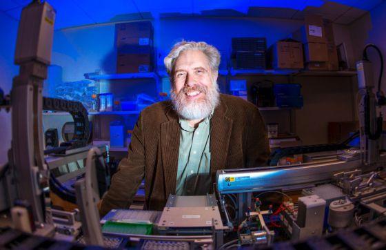 El experto en biología sintética, George Church.