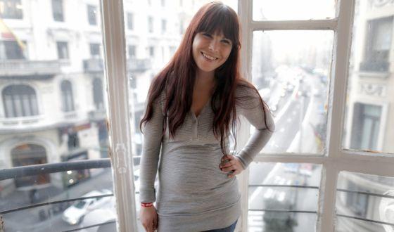 Emilia Soria, de 28 años, indultada por el Gobierno tras una recogida de firmas.