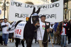 En Castilla y León se han suprimido urgencias rurales.