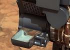 El 'Curiosity' extrae las primeras muestras del subsuelo de Marte