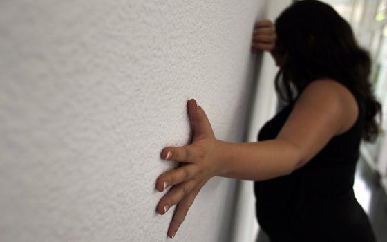 Centro de acogida de mujeres y menores maltratados en Madrid.