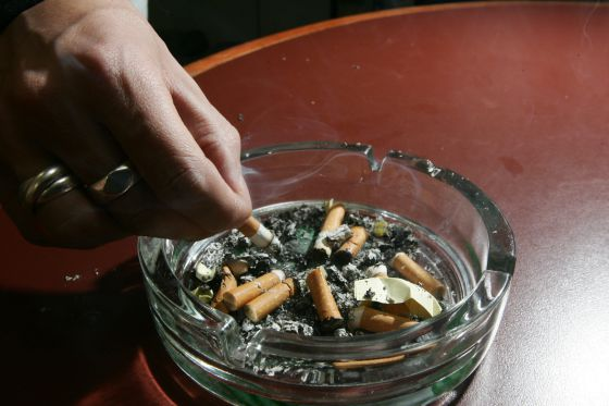 El tabaquismo está en su mínimo histórico.