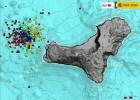Un terremoto de 4,6 al oeste de El Hierro se siente en La Palma