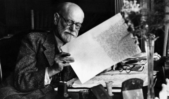 Sigmund Freud, padre del psicoanálisis.