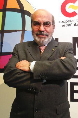 El director general de la FAO, José Graziano da Silva, ayer, en Madrid.