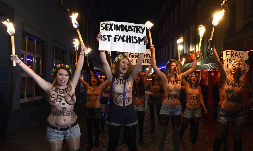 prostitucion en alemania rameras en accion
