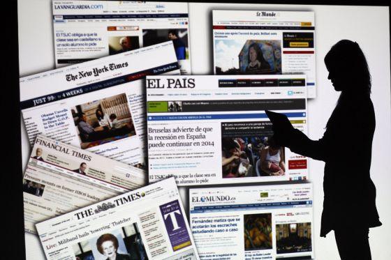 Los grandes medios de todo el mundo ensayan fórmulas de pago para sus contenidos digitales.