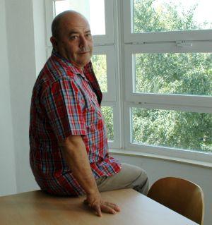 Juan Pablo Wert, en una imagen de la universidad.