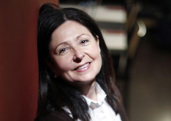 Teresa Baró, escritora del lenguaje no verbal.