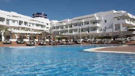 El hotel CaboGata Plaza Suites de Almería.