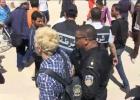 La feminista tunecina Amina, acusada de atentar contra el pudor